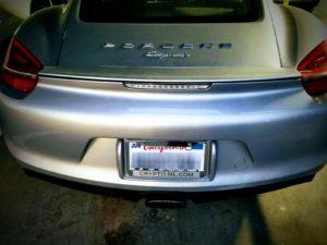 Crypto-ML Porsche Cayman