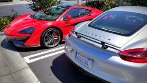 Porsche and McLaren Crypto-ML