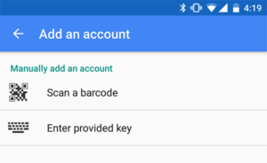 Google Authenticator Crypto-ML Setup