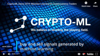 Crypto-ML Demo and Walkthrough Video