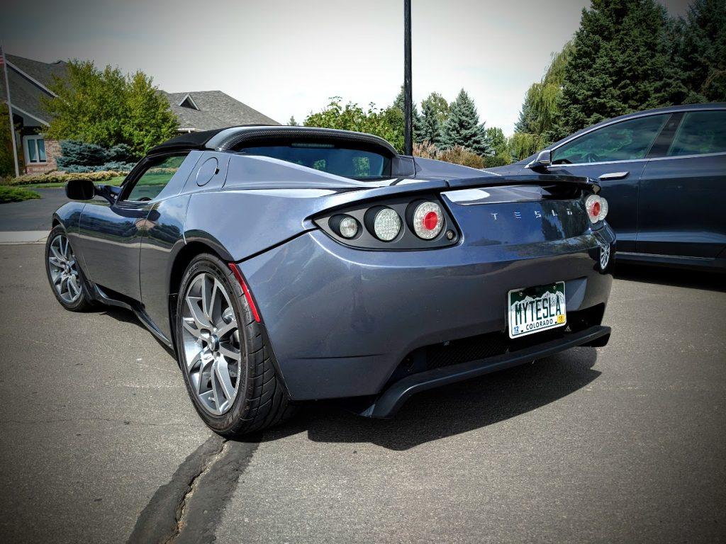 Crypto-ML Tesla Roadster