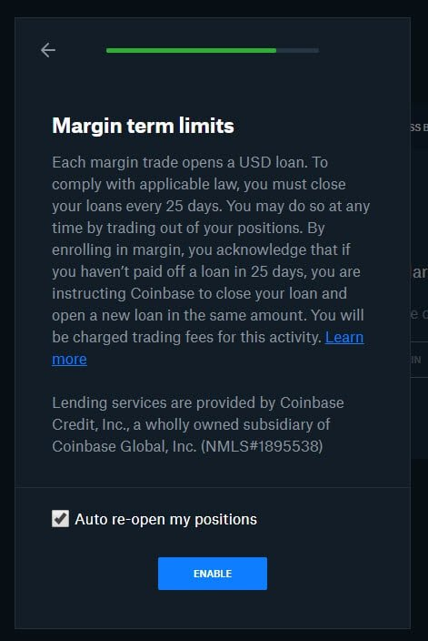 Reply To: Coinbase Pro Relaunches Margin Trading 5