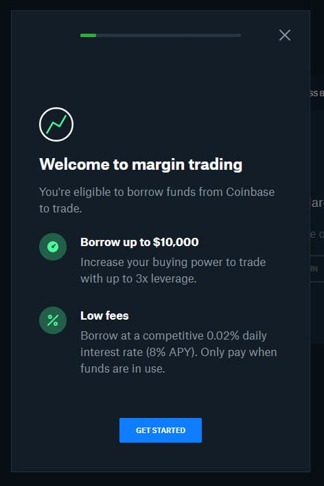 Reply To: Coinbase Pro Relaunches Margin Trading 2