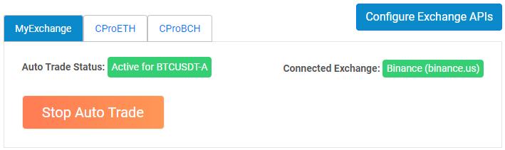 Crypto-ML Auto Trade 2 Binance