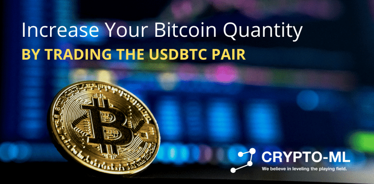 Increase Your Bitcoin Quantity by Trading the USDBTC Pair