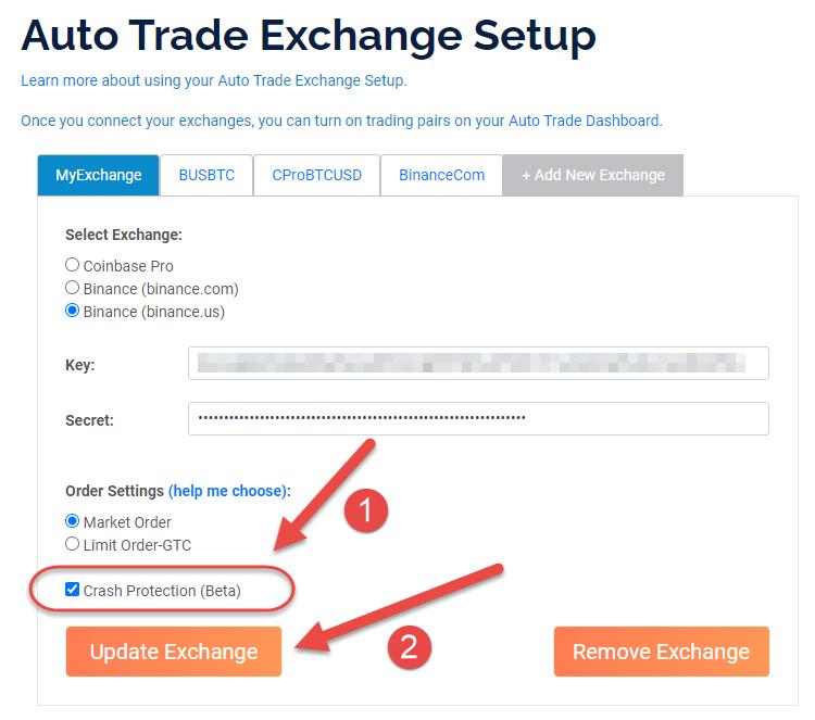 Crypto Trading Crash Protection 2